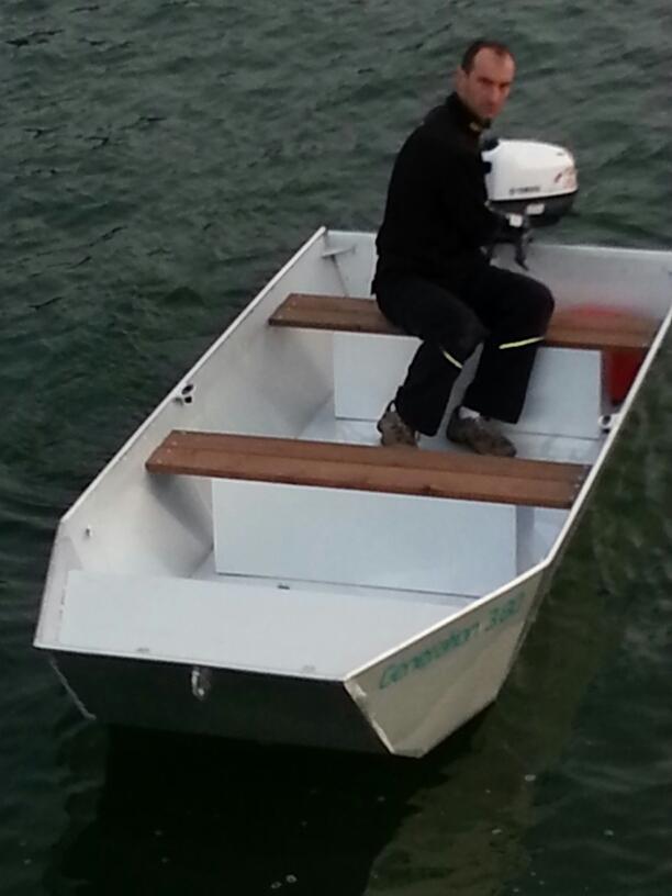 robusta coque fond plat 100 aluminium soud e jon boat barques fran aises alu. Black Bedroom Furniture Sets. Home Design Ideas